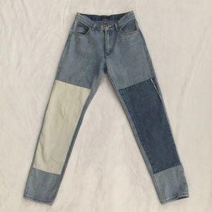 BRANDY MELVILLE Kenzo patch jeans